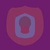 Badge Défense et sécurité