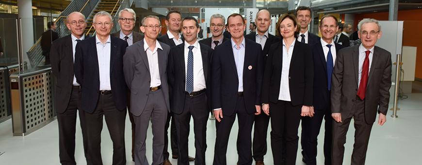 Les 8 IRT se regroupent pour créer l'Association des Instituts de Recherche Technologique