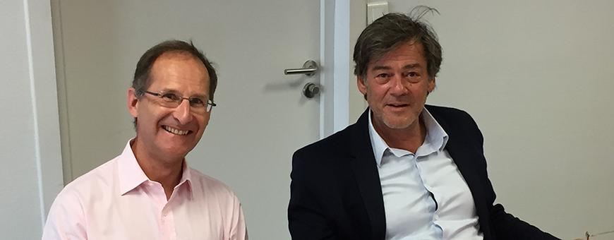 SystemX et VEDECOM signent une convention de collaboration