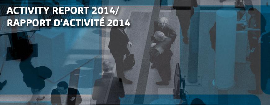 L'IRT SystemX vous présente son rapport d'activité 2014