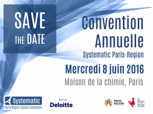 Save the Date - Convention Systematic