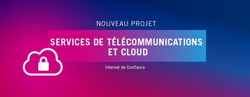 SystemX booste les enjeux de la 5G en lançant le projet STC « Services de Télécommunications et Cloud »