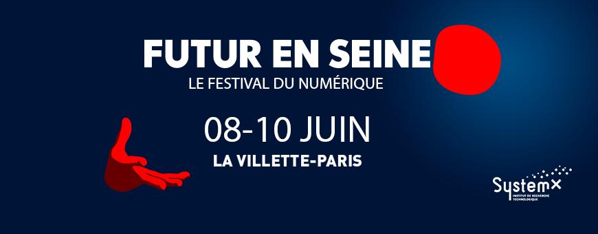 Découvrez l'initiative START@SystemX à Futur en Seine
