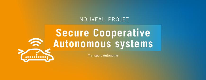 SystemX lance le projet SCA (Secure Cooperative Autonomous systems)