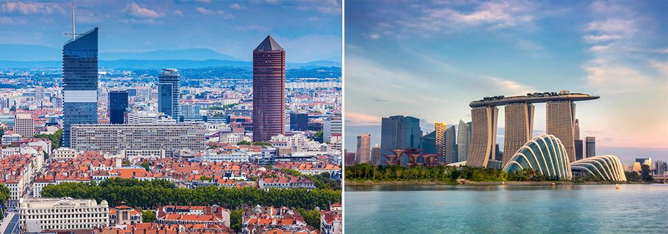 SystemX s'implante à Lyon et à Singapour