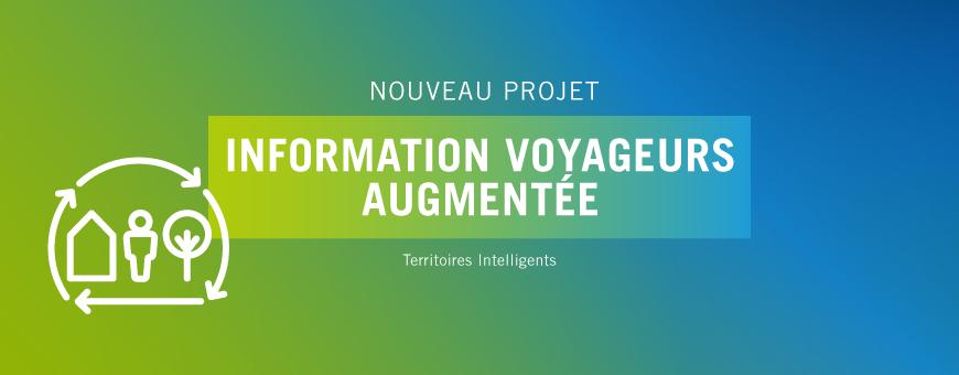 SystemX lance le projet IVA (Information Voyageurs Augmentée)