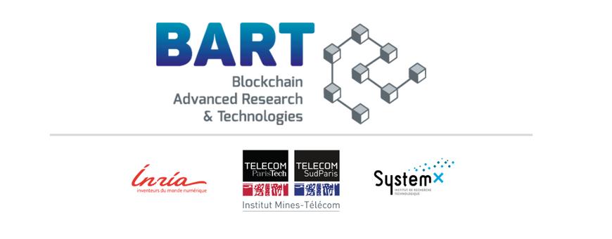 Inria, SystemX, Télécom ParisTech et Télécom SudParis lancent BART