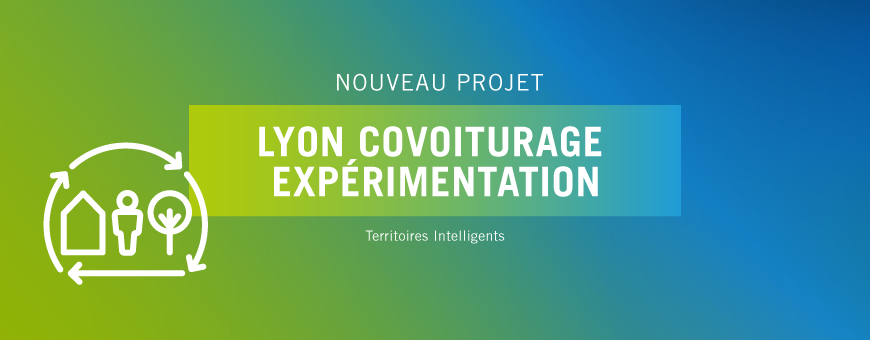 Avec le projet Lyon Covoiturage Expérimentation (LCE), SystemX associe blockchain et covoiturage
