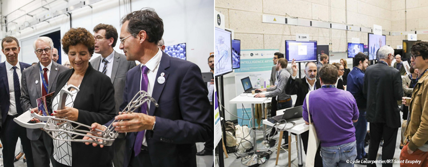 Forum des IRT 2018 : les IRT, moteurs de l'innovation française