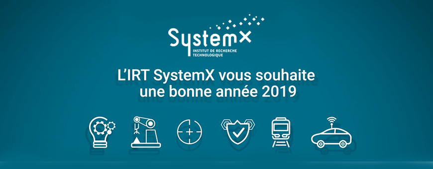 IRT SystemX wishes you a happy new year