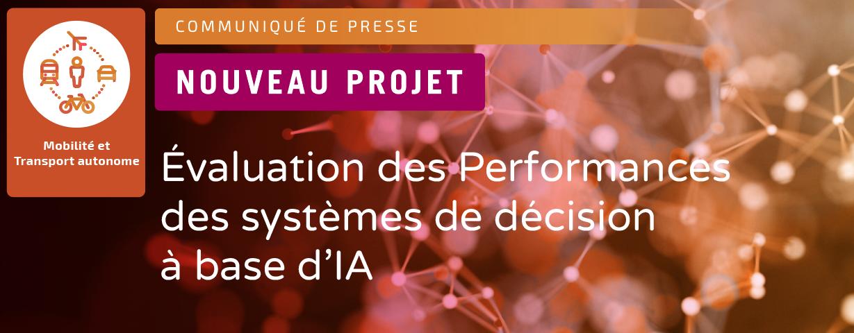 Mobilité et Transport autonome : SystemX lance le projet EPI