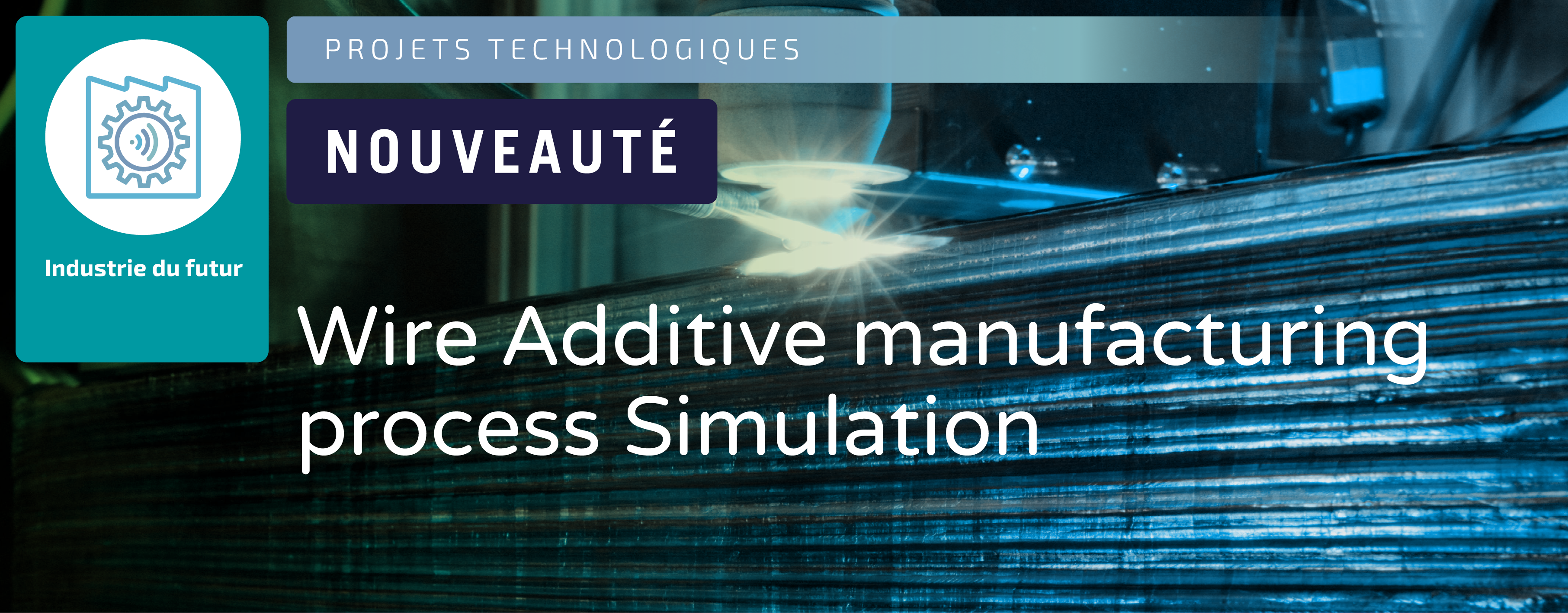 Additive Manufacturing: SystemX launches the WAS project