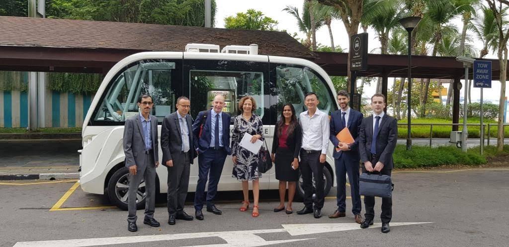 L'IRT SystemX incontournable pour la validation des véhicules autonomes