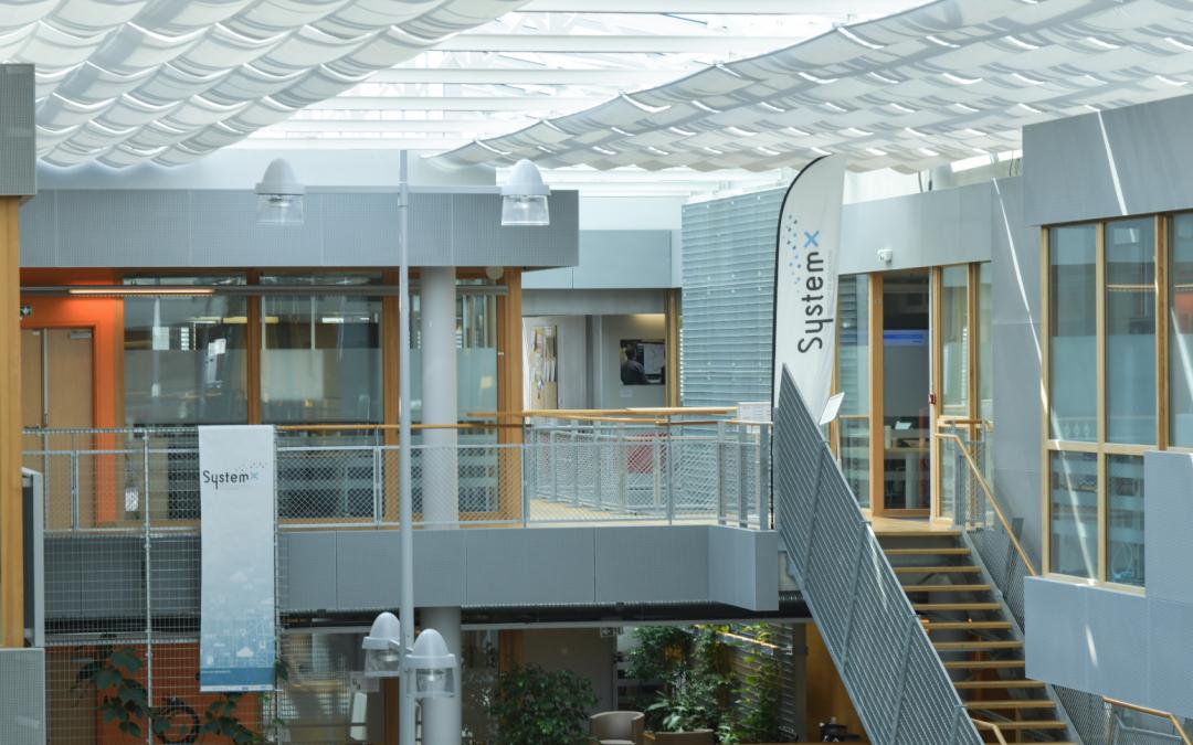 SystemX : une dotation de 35 millions d'euros pour imaginer et concevoir un monde numérique plus sûr, plus performant et plus durable