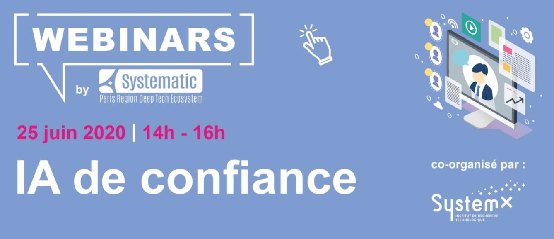 Webinar «IA de Confiance»